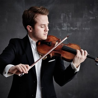 Tobias Feldmann (Violine) & Julien Quentin (Klavier)