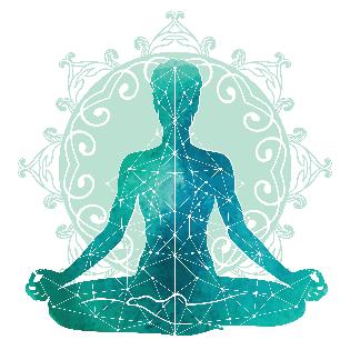 Yoga und Glück