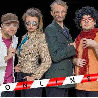 Impro-Krimi : Improtheater online