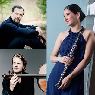 Sharon Kam, Julian Steckel & Enrico Pace