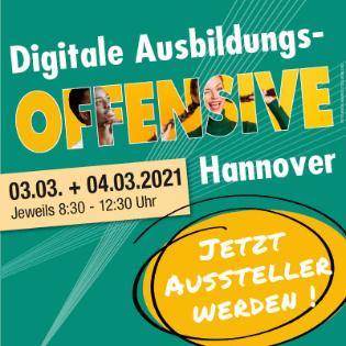 Digitale Ausbildungsoffensive - Hannover