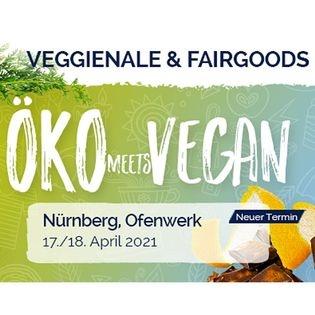 Veggienale & FairGoods Nürnberg
