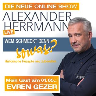 Alexander Herrmann Live: