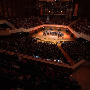 Abschlusskonzert - Festival a cappella 2021
