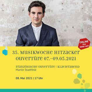'Französische Ouvertüre' Klavierabend