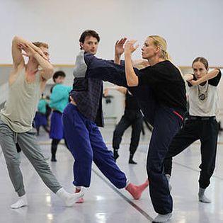 Zeitgeist Tanz