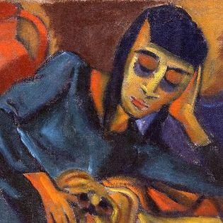 Melancholischer Expressionismus