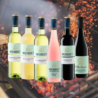 """Virtuelle Weinprobe """"Barbecue & Wine"""""""