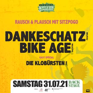 Dankeschatz + Bike Age + Die Klobürsten