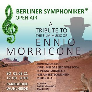 A Tribute to Ennio Morricone