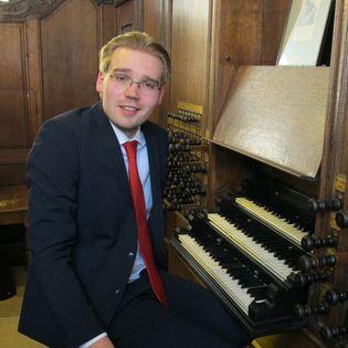 Adriaan Hoek (Niederlande) - Internationaler Orgelsommer