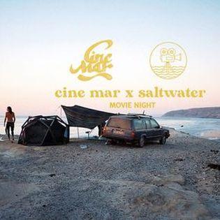 Cine Mar x Saltwater Movie Night