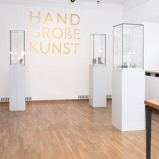 Hand Große Kunst