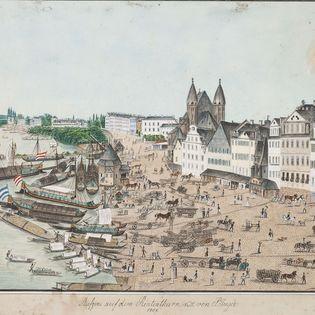 Stadtgang: Stadt am Fluss