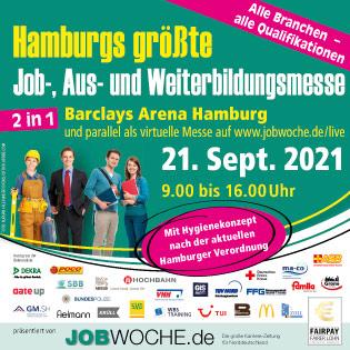 28. Job-, Aus- und Weiterbildungsmesse