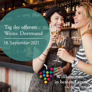 Tag des Offenen Weins in Dortmund