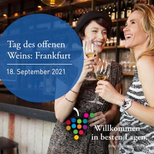 Tag des offenen Weins in Frankfurt