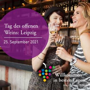 Tag des offenen Weins in Leipzig