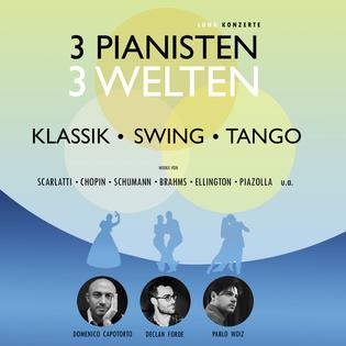 3 Pianisten - 3 Welten