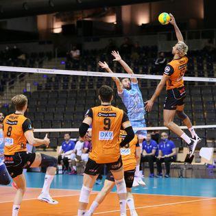 BR Volleys vs. WWK Volleys Herrsching