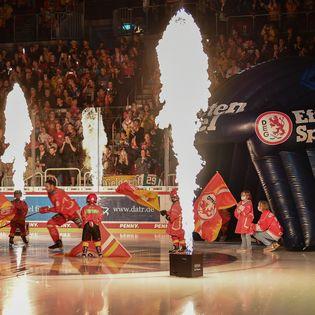 DÜSSELDORFER EG vs. Nürnberg Ice Tigers