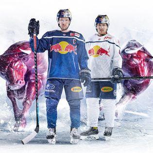 EHC Red Bull München vs. Adler Mannheim