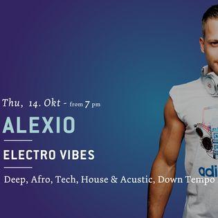 Electro Vibes mit Producer AleXio