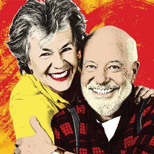 Margie Kinsky & Bill Mockridge