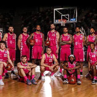 Telekom Baskets Bonn vs. Niners Chemnitz