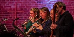 Die Klanguste! Barockt - Zink & Saxophon