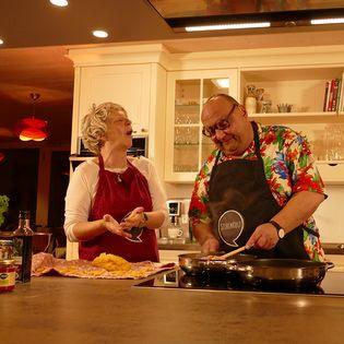 Schwäbische Küchen-Comedy