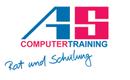 AS Computertraining Logo