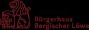 Bürgerhaus Bergischer Löwe Logo