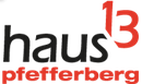 Pfefferberg Haus 13 Logo