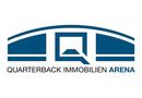 Quarterback Immobilien Arena Logo