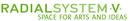 RADIALSYSTEM-V- Logo