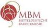 Mitteldeutsche Barockmusik in Sachsen, Sachsen-Anhalt und Thüringen e.V.