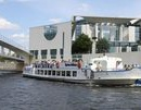 City Circle Tour Berlin YELLOW + Schifffahrt / boat trip 2018 - Hop on/Hop off-Stadtrundfahrt mit Schifffahrt