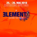 Elements Festival 2018 - Full Festival Ticket Freitag & Samstag