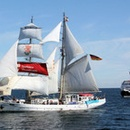 """Segeltörn auf dem Segelschulschiff """"Greif"""""""