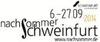 Nachsommer Schweinfurt/ Main und Meer
