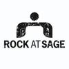 Rock at Sage